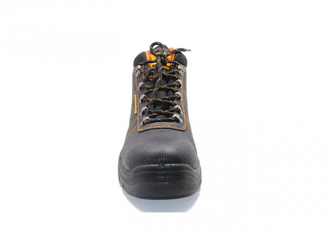 Men' S S1P Standard Water Resistant Safety Shoes  For Industry Place Chemical Resistant