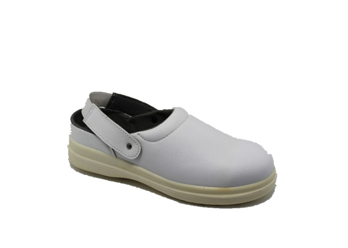 Timberland Low Top Lightweight White Chef Shoes For Working In A Kitchen / Hospital