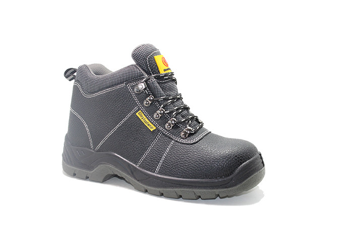 Non Slip Low Ankle Lightweight Steel Toe Cap Trainers For Women  Water Resistant